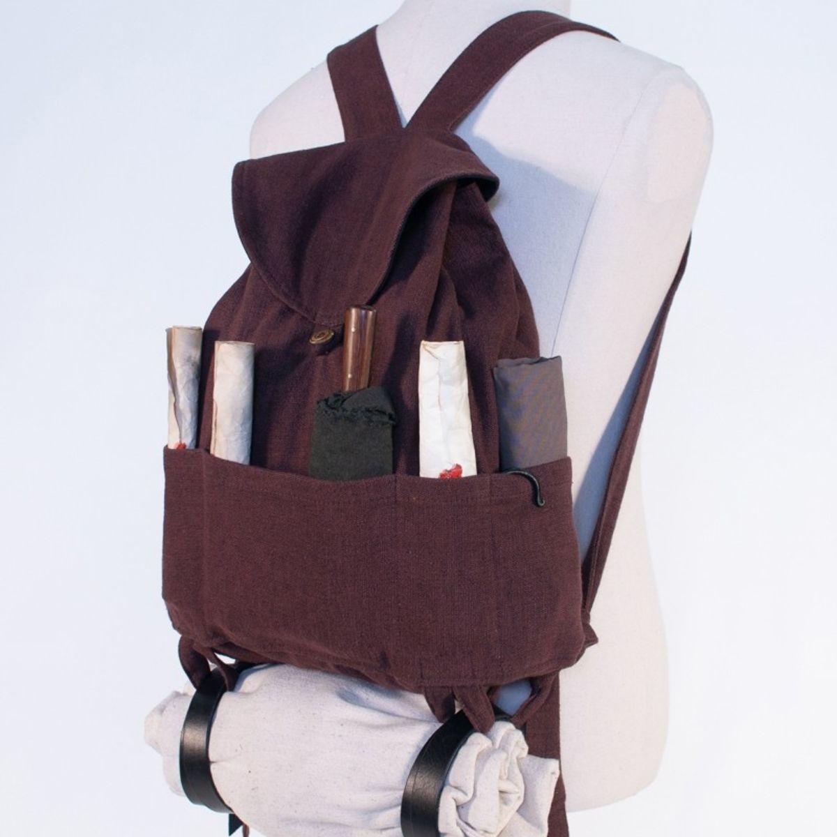 Backpack Capsus, brown