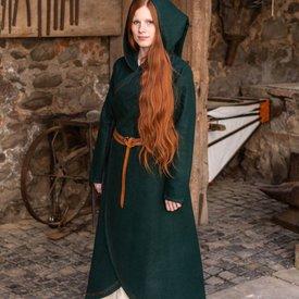 Burgschneider Cloak Enya uld, grøn