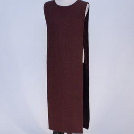 Burgschneider Medeltids tabard / surcoat, brun