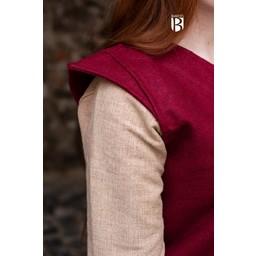 Tuniek Meril, wol, rood