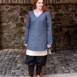 Tunic shield-maiden Frekja, grey