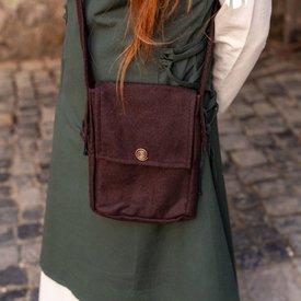 Burgschneider Uld taske Juna, brun