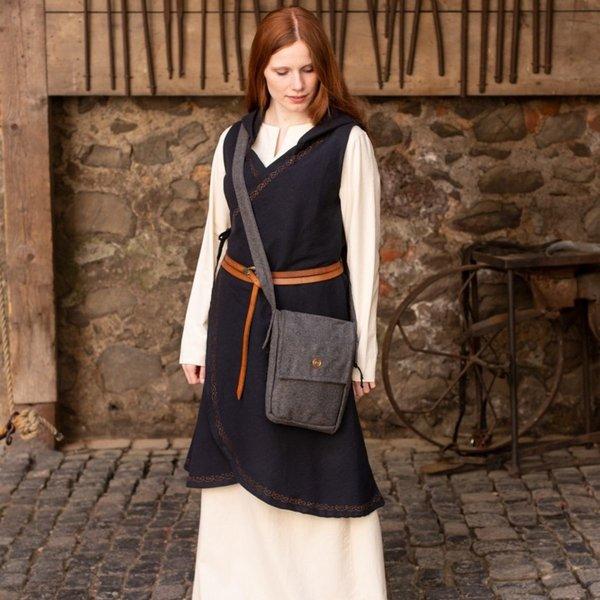 Burgschneider Wool bag Juna, dark grey
