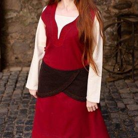 Burgschneider Cinturón de lana Ketra, marrón