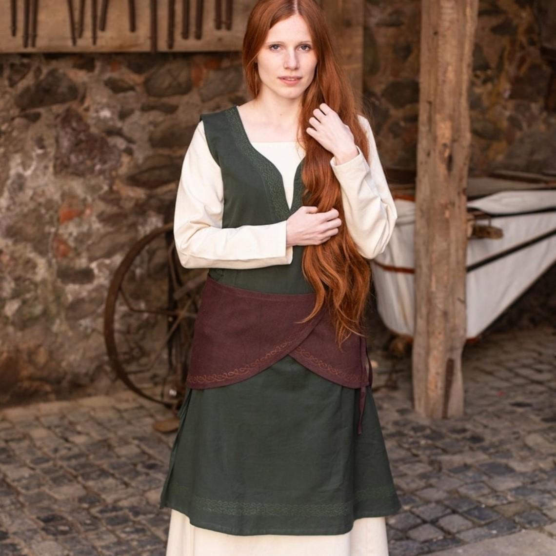 Burgschneider Fabric belt Sora, brown
