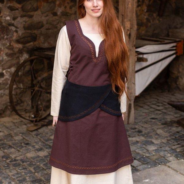 Burgschneider Fabric belt Sora, black