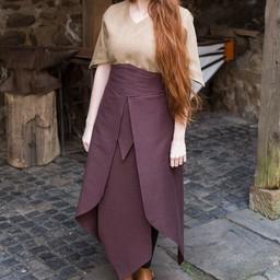 Spódnica Tharya, brązowy