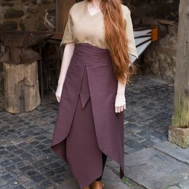 Burgschneider Skirt Tharya, brown