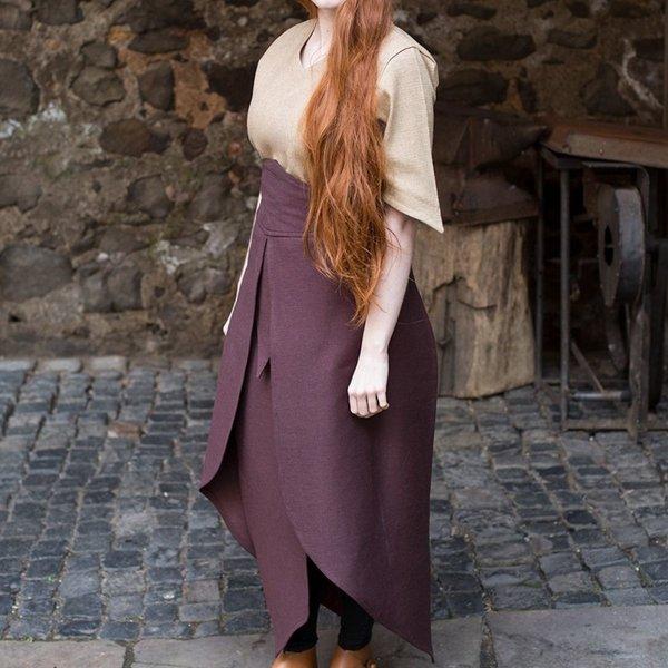 Burgschneider Skirt Tharya, brown