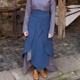 Skirt Tharya, blue