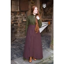 Kjol Mera, brun