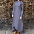 Burgschneider Kleid Ranwen, grau