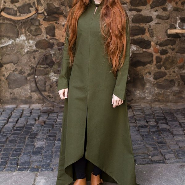 Burgschneider Dress Ranwen, olive green