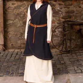 Burgschneider Vestido cruzado Dala, negro