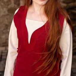 Dress Lannion, red