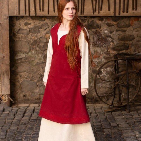 Burgschneider Dress Lannion, red