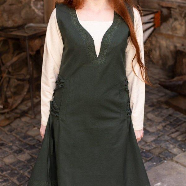 Burgschneider Kjole Lannion, grøn