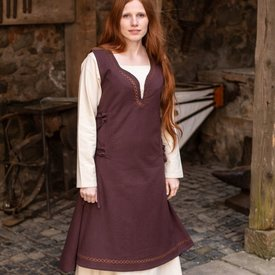 Burgschneider Dress Lannion, brun