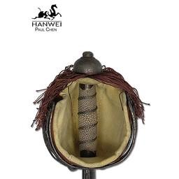 Schotse basket hilt backsword, antieke versie