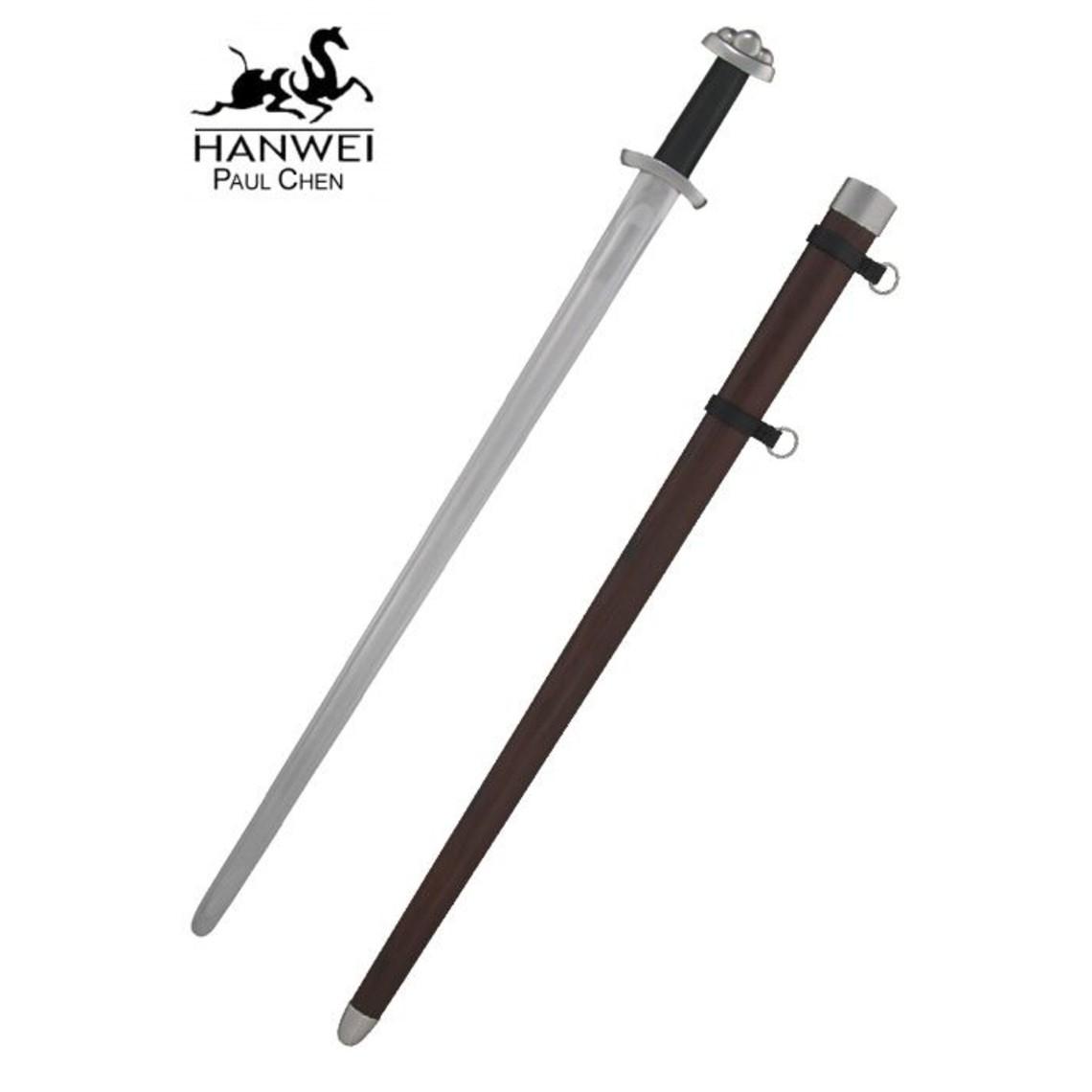 Hanwei Epée Godfred, prête au combat