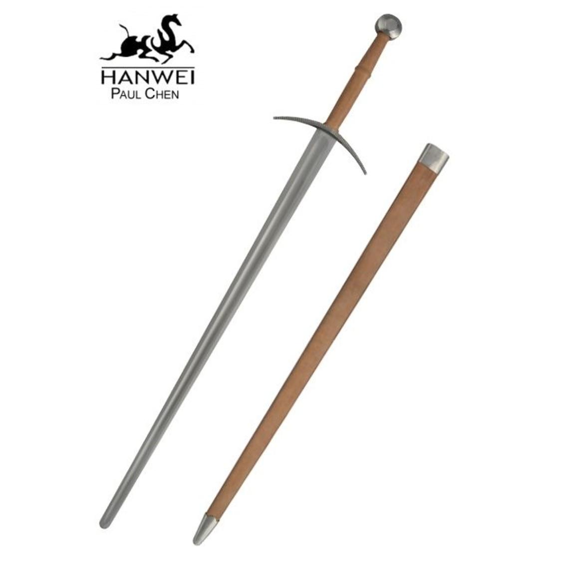 CAS Hanwei Gran espada landsknecht (Batalla listo)
