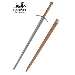 Großer Landsknecht Schwert , battle-ready (stumpf 3 mm)