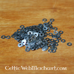 Washers, small, set of 100