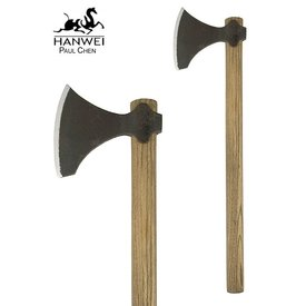 CAS Hanwei Short Viking Axe, antiqued