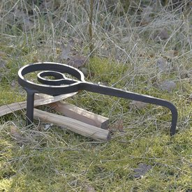 Ulfberth Medieval cooking stand tripod, hand-forged
