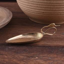 Brass cignus (Roman spoon)