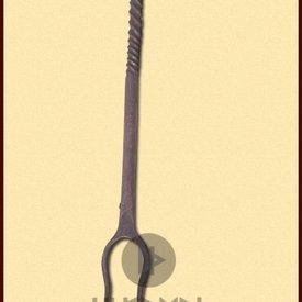 Ulfberth Żelazo widelec, ręcznie kute