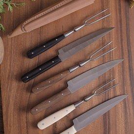 15. 16. århundrede bestik sæt kniv og gaffel