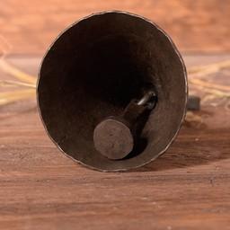 Campana de hierro forjado a mano.