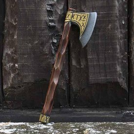 Epic Armoury LARP Viking runy ax