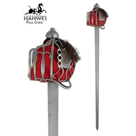 Hanwei Epée écossaise Backsword à garde en panier