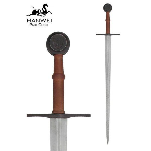 CAS Hanwei Hand-och-en-halv svärd, Albrecht II. - Antika