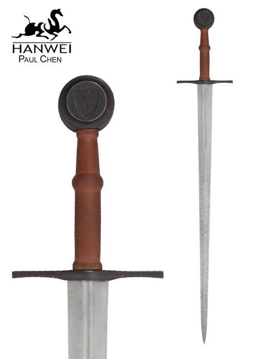 Hand-en-een-half Sword, Albrecht II. - Antiek