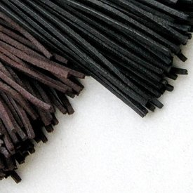 Leather lace, set of 100