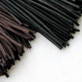 Läder spetsar, set om 10