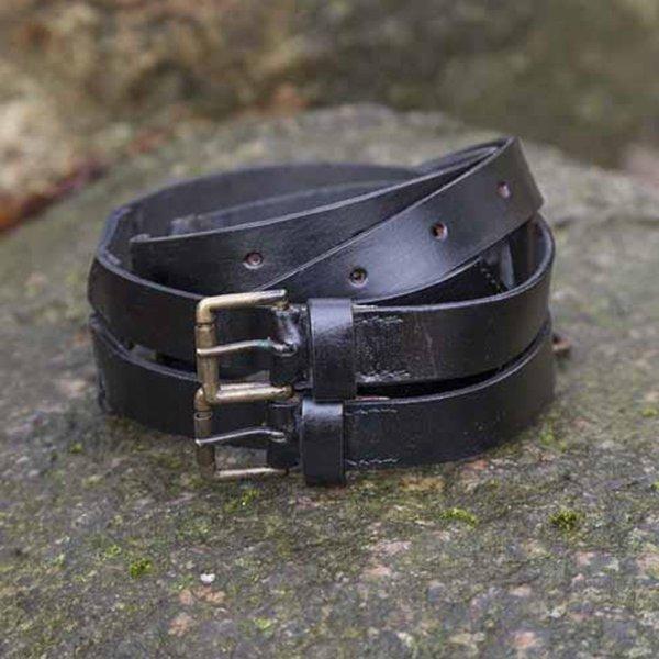 Epic Armoury Doppia cintura X, nera