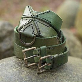 Epic Armoury Bliźniaczy X pas zielony