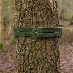 Twin X-belt, green