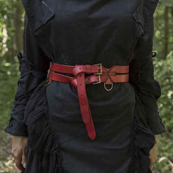 Epic Armoury Twin X-belt, rot