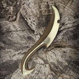 Cuchillo de lanzar elfo oscuro LARP