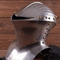 Deepeeka Duitse kikkervormige helm