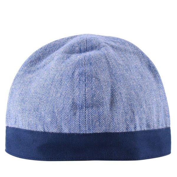 Adorno de espiga de sombrero de Birka, azul