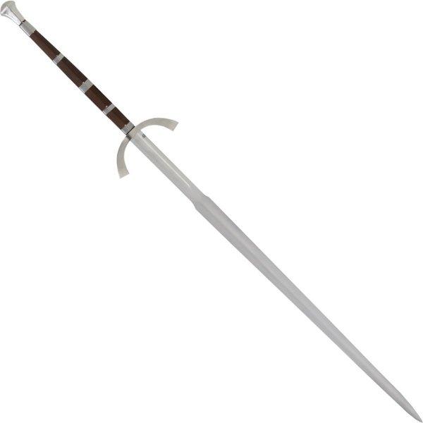 Urs Velunt Tohånds sværd Oakeshott type XVIIIe