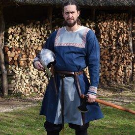 Viking tunic Viborg, blue