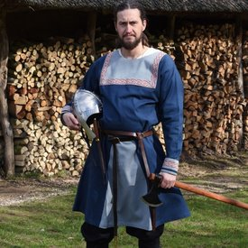 Viking tunika Viborg, blå