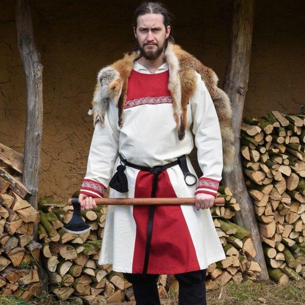 Tunique Viking Viborg, rouge naturel